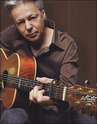 Tommy Emmanuel with classic Maton Acoustic Guitar 8 x 11 pinup photo 2b