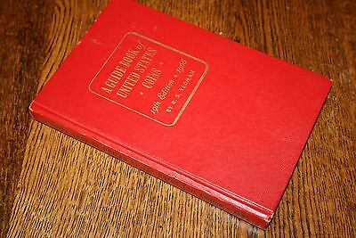 A Guide to United States Coins Tokens The Red Book 19th edition 1966 R S Yeoman
