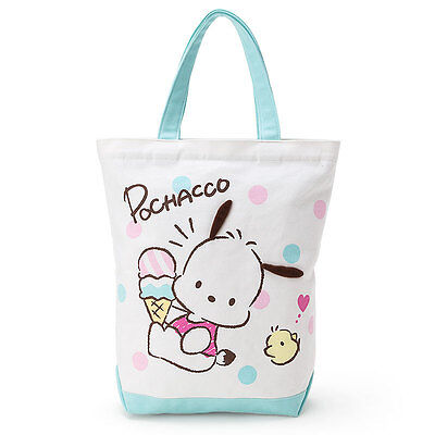 2017 Sanrio Pochacco PC Dog Shopping Tote Bag ~ NEW~ Free Shipping