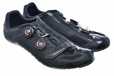 Specialized S-Works Road Bike Clipless Shoes EU 44.5/11 US 3-Bolt Carbon Sole