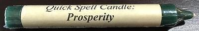 Quick Spell Ritual Candle for Prosperity!