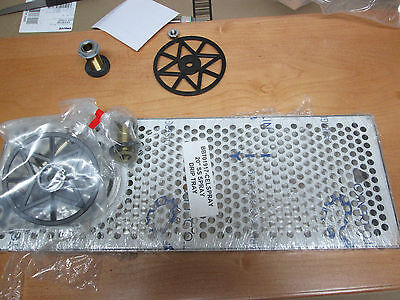 Celli Stainless Steel Drip Tray Washer Bar Beer Glass Rinser 7 x 20 Celspray PRO
