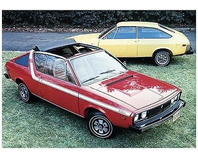 1976 Renault 15 & 17 Factory Photo ca7021