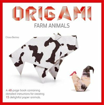 Origaming: Farm Animals by Chiara Bertino (Other book format, 2017)