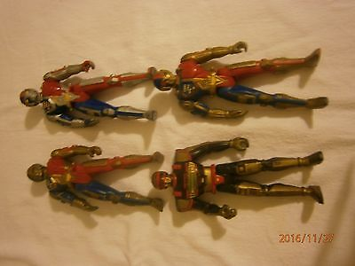 vr troopers bundle / collection of 4 x action figure`s