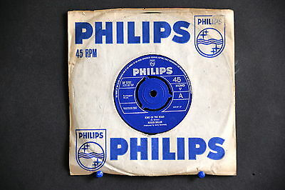 """Roger Miller – King Of The Road – Nice Copy - 2 Track 1965 7"""" Single"""