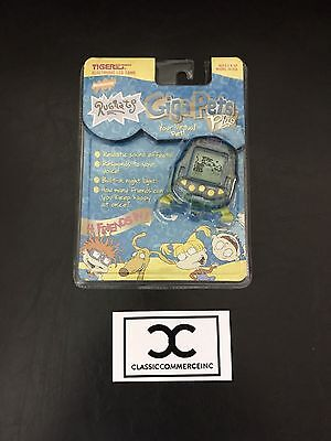Giga Pets Plus Rugrats 1997 Tiger Electronics LCD Game Keychain Sealed Unopened