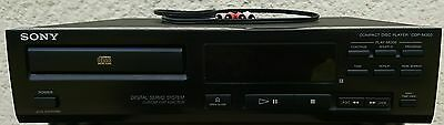 Platine CD  SONY CDP-M303. Lecteur CD Compact Disc Player