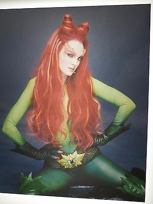 Uma Thurman Poison Ivy  Vintage 8X10 Photo Photograph #209 Batman & Robin