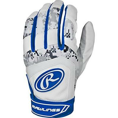 Rawlings 5150 5150BG-R-91 Royal XL Batting Gloves