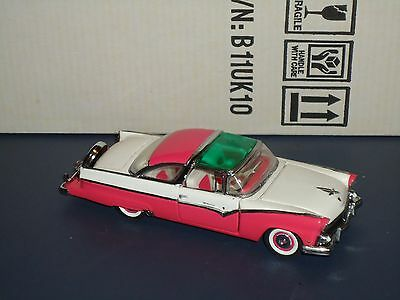 1/43 Franklin Mint 1955 Ford Crown Victoria Boxed Excellent