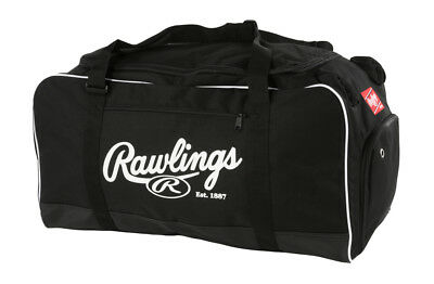 Rawlings Covert Duffle Bag Black COVERT