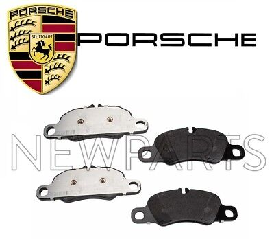 For Porsche Boxster Cayman Front Disc Brake Pad Genuine 991 351 939 00