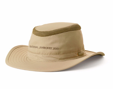 Boy Scout Official 2017 National Jamboree Floating Embroidered Cap Hat Size XL