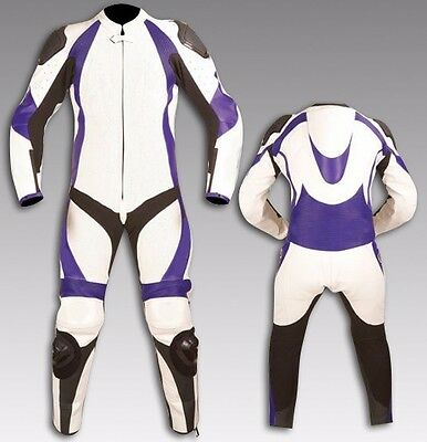 Custom Tailor Made Leather Sports Racing Motorcycle Suit RK-479