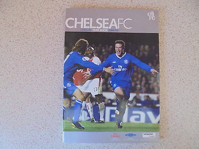 2004/05 Chelsea Official Yearbook