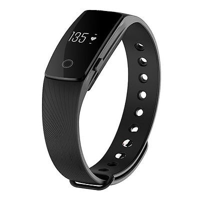 Bluetooth 4.0 Smart Bracelet Heart Rate Monitor for Android iOS iPhone 6 6S