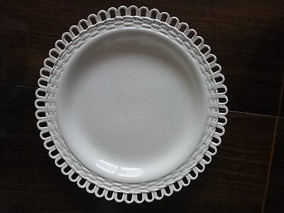 Antique 18Thc Neale & Co Creamware  Plate C1790-Wedgwood