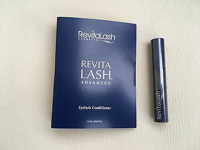 Revitalash Advanced Eyelash Conditioner Wimpernserum 1,0 ml Sample Size