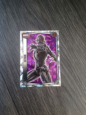 Topps Marvel Missions Super Holographic Ultron 261 Trading Card New