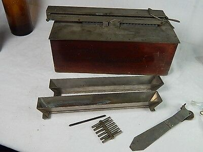 Antique Quack Medical Ideal Capsule Filler