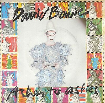 David Bowie - Ashes to Ashes - Vinyl 45