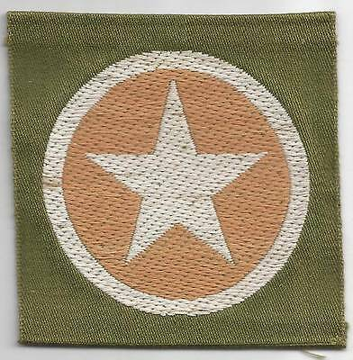 WW 1 US Army 79th Division Liberty Loan Patch Inv# TH870