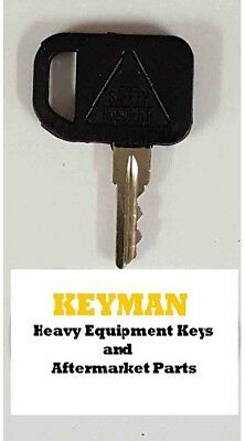 John Deere Gator & Mower Key-New-Fits Cub Cadet-Free Shipping-#28