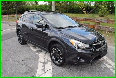 2014 Subaru XV Crosstrek 2.0i Premium XV CROSS TREK Premium  Repairable Rebuildable Salvage Wrecked EZ Fix Save