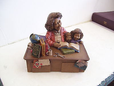 Lee Sievers Gnome--TEACHER---Dated 199?--Edition #73--No COA