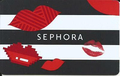 New Sephora Mint Gift Card From Canada Bilingual No Cash Value