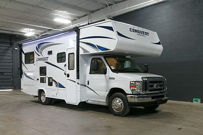 2017 Gulfstream Conquest 6238 Class C Motorhome RV Sale Priced