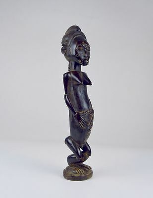 A Beautiful Bold Baule Blolo Bla Spirit Wife, African Art