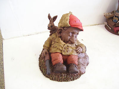 Lee Sievers Gnome--THE HUNT---Dated 1991--Edition #08--No COA