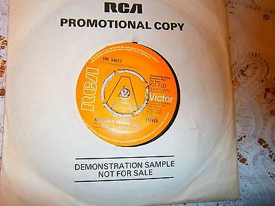 The Sweet Alexander Graham Bell-Uk Demo In Correct Sleeve