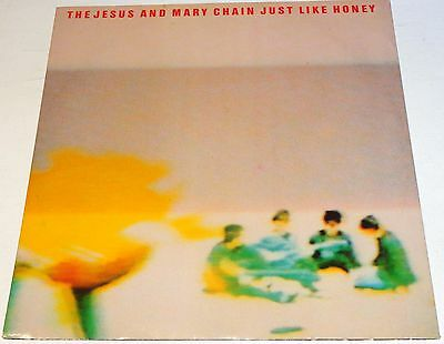 "THE JESUS AND MARY CHAIN Just Like Honey 4 Track 12"" EP NEG17T"