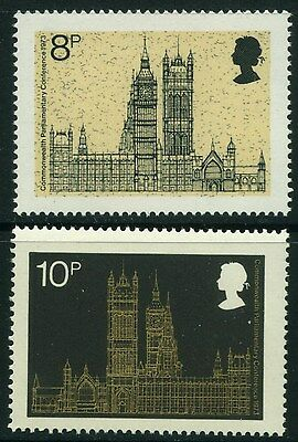 1973  Commonwealth  Parliamentary Conference Set  Sg 939 - 40  Unmounted Mint