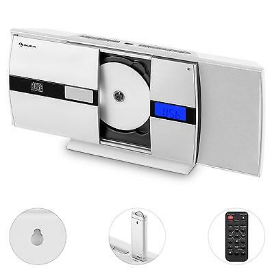 Minicadena Cadena Musica HIFI Radio Reproductor CD player USB Mando distancia