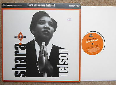 "Shara Nelson Down That Road 1993 12"" Single 4 Mixes Excellent Condition"