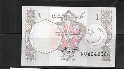 Pakistan #27N Uncirculated Old Rupee Banknote Paper Money Currency Bill Note