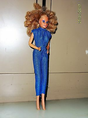 Barbie Doll made by Mattel with jumpsuit 1966 Twist N Turn