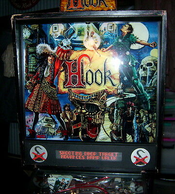 Hook Pinball Machine. Other Machines.
