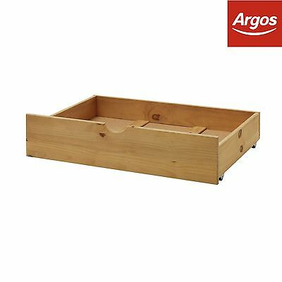 HOME Josie Pair of Drawers - Pine. From the Official Argos Shop on ebay