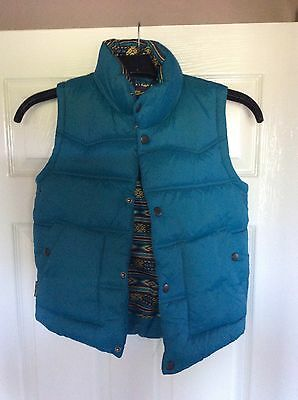 BOYS GILET FROM NEXT AGED 10 yrs