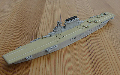 1/1250 US Navy carrier CV 2 USS LEXINGTON 1940 with 6 airplanes minic wargamers