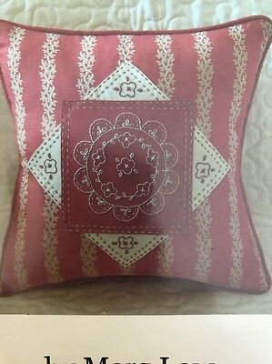 QUILTERS!! stunning Pattern For Cushion Cover - Vintage Chic By Marg Low