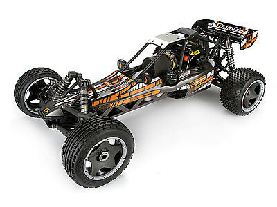Hpi Racing 110679 Baja 5B-1 Buggy Painted Body (Matte Gunmetal) New!