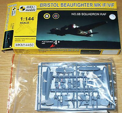 Bristol Beaufighter Mk.IF/VIF (4x camo) von MKM 1/144