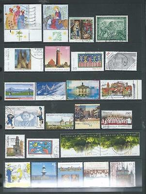 Germany  lot 2 interesting issues nice selection of stamps,good range [694]