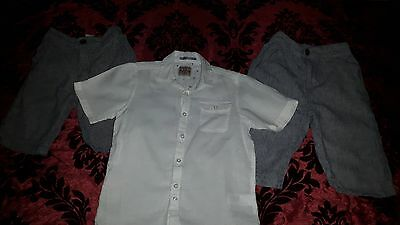 Boys summer clothes bundle age 6 years Next